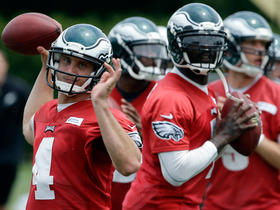 Video - Should Eagles have quarterback competition?
