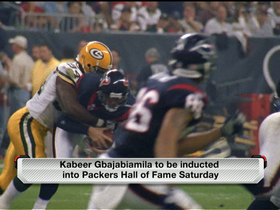 Video - KGB to be inducted into Green Bay Packers Hall of Fame