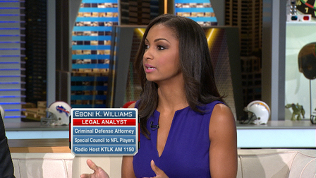 Eboni k williams husband