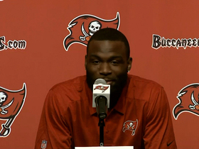 Video - Tampa Bay Buccaneers wide receiver Mike Williams wants to be 'Buc for life'