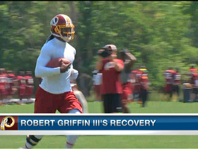 Video - Robert Griffin III overstepping boundaries?