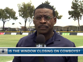 Video - Michael Irvin: The Dallas Cowboys' window is not closed