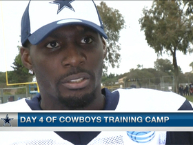 Video - Dallas Cowboys wide receiver Dez Bryant looks to the future
