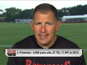 Video - Greg Schiano one-on-one