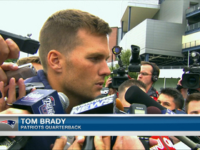 Video - New England Patriots Quaterback Tom Brady on Aaron Hernandez
