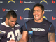 Watch: Te'o news conference interrupted
