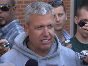 Video - New York Jets' starting job competitions heat up