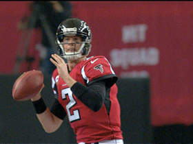 Video - A signed contract means relief for Matt Ryan