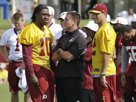 Video - NFC East up for grabs in 2013