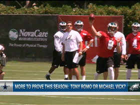 Video - Should Michael Vick or Nick Foles be Philadelphia Eagles' starting QB?