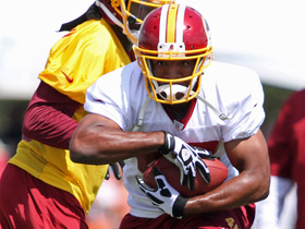 Video - Washington Redskins Alfred Morris 1-on-1 at training camp