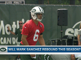 Video - Will New York Jets QB Mark Sanchez rebound this season?