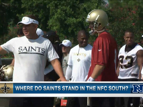 Video - Where do the New Orleans Saints stand in NFC South?