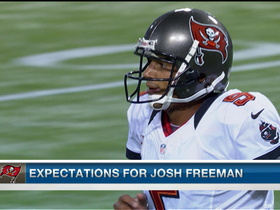 Video - Expectations for Tampa Bay Buccaneers QB Josh Freeman