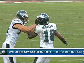 Video - Philadelphia Eagles GM Howie Roseman on Jeremy Maclin