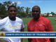 Watch: Jonathan Vilma 1-on-1 with Marshall Faulk