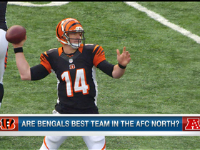 Video - Are the Cincinnati Bengals the best team in AFC North?