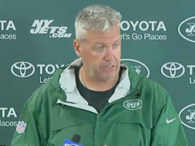 Video - Rex Ryan addresses controversy over who'll pick New York Jets' starting QB