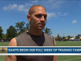 Video - Jimmy Graham and New Orleans Saints intact