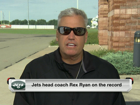 Video - Coach Rex Ryan on progress of New York Jets Training Camp