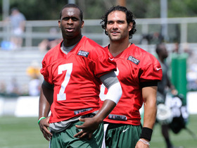 Video - New York Jets' quarterback competition heats up