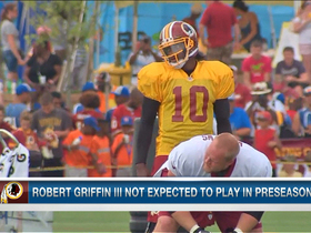 Video - What will RG3 do this season for the Washington Redskins?