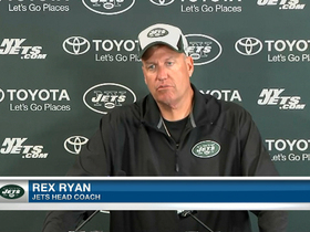Video - Rex Ryan talks Dee Milliner and Geno Smith at New York Jets training camp