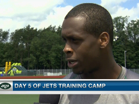 Video - New York Jets rookie QB Geno Smith adjusting to NFL play-calling