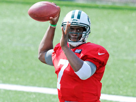 Video - Does New York Jets QB Geno Smith have a better arm than Mark Sanchez?