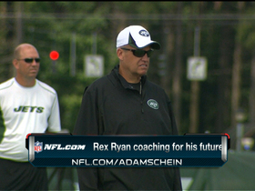 Video - New York Jets head coach Rex Ryan may be one and done this season