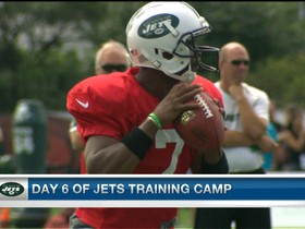 Video - New York Jets quarterback Geno Smith impressive early on