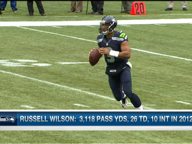 Video - Philadelphia Eagles whiffed on Russell Wilson