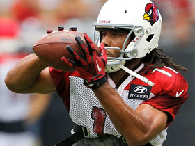 Video - How can Arizona Cardinals help wide receiver Larry Fitzgerald?