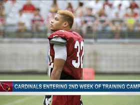 Video - Arizona Cardinals coaches raving about Mathieu