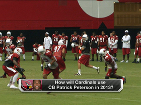 Video - Could Arizona CB Patrick Peterson fill a void in Cardinals offense?