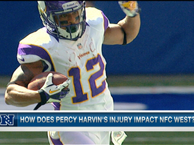 Video - How does Percy Harvin's injury impact NFC West?