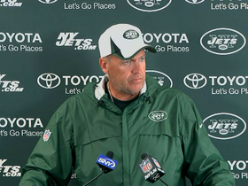 Video - Jets head coach Rex Ryan says Chris Ivory's hamstring is taking longer than scheduled
