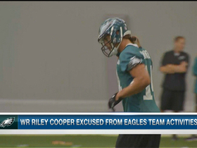Video - Sharper: Philadelphia Eagles made the correct move excusing wide receiver Riley Cooper