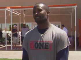 Video - Denver Broncos cornerback Champ Bailey: 'My body feels good'