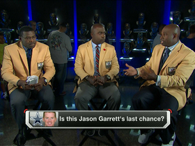 Video - Is Dallas Cowboys coach Jason Garrett on the hot seat?