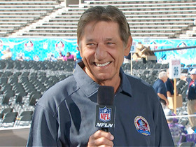 Video - Hall of Fame quarterback Joe Namath reflects on NFL career