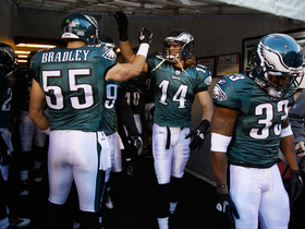 Video - Should Philadelphia Eagles WR Riley Cooper's teammates have defended him?