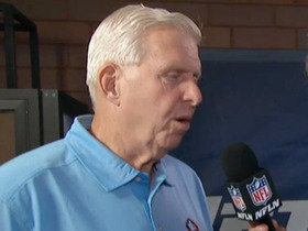 Video - Bill Parcells: 'I miss the preparation'