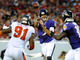 Watch: Flacco gets picked off