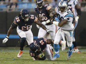 Video - Pre Week 1: Chicago Bears vs. Carolina Panthers highlights