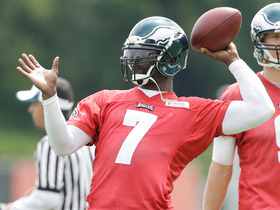 Video - Philadelphia Eagles position battles continue