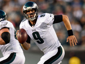 Video - Philadelphia Eagles quarterback Nick Foles 7-yard TD run