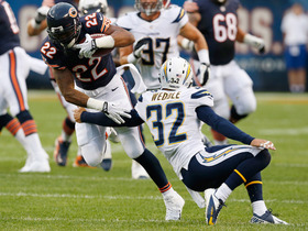 Video - Chicago Bears running back Matt Forte breaks free for 58 yards