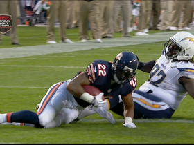 Video - Chicago Bears running back Matt Forte 3-yard TD run