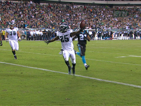 Video - Philadelphia Eagles running back LeSean McCoy's 1-yard TD run